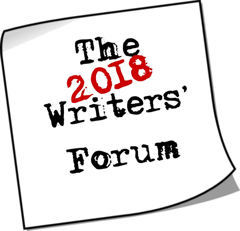 The 2018 September Writers' Forum --The Publishing News You Need to Know