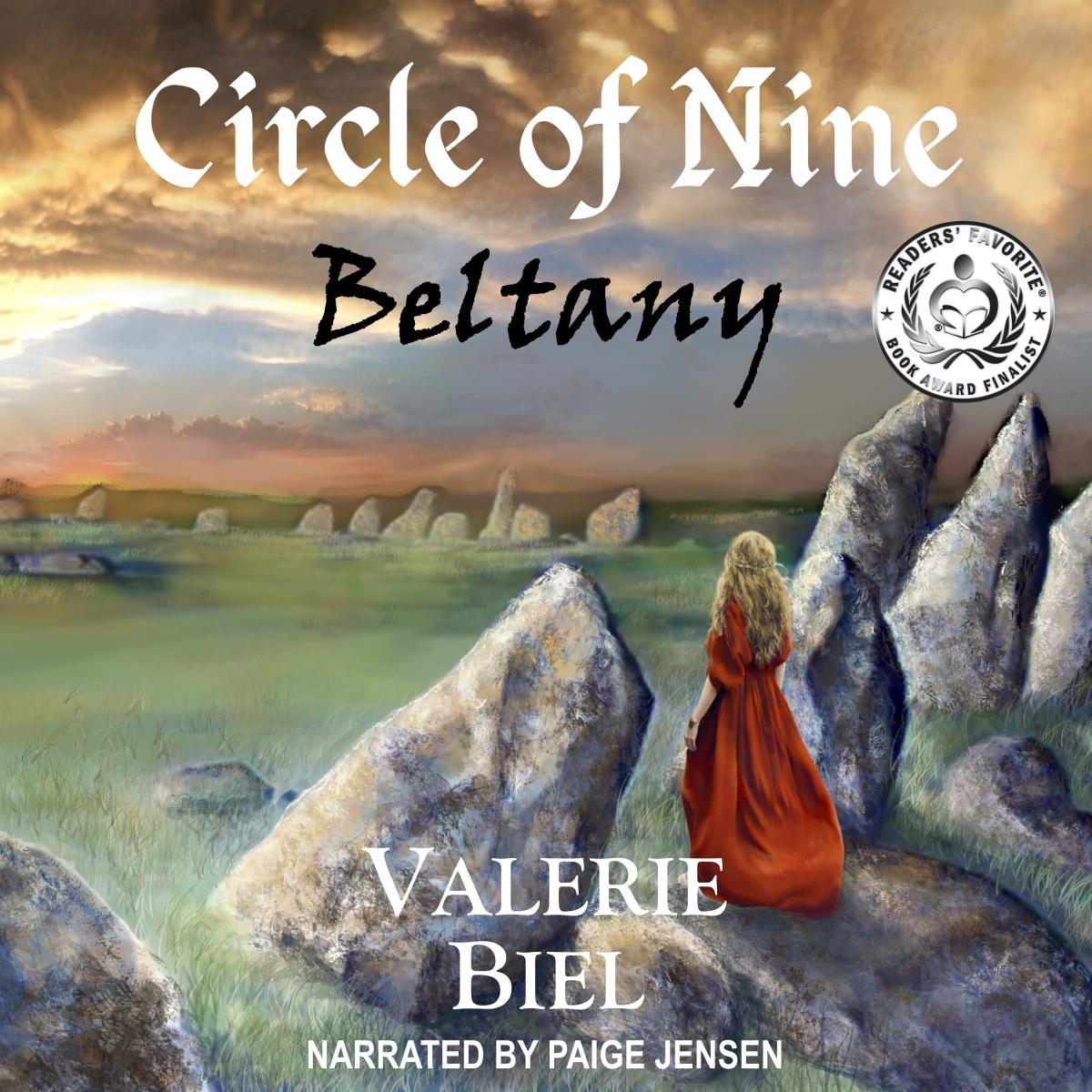 Award-winning Circle of Nine: Beltany now available as an audiobook!