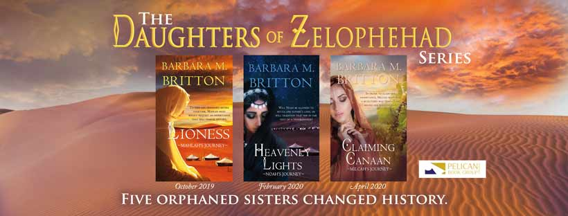 The Daughters of Zelophehad Series -- Biblical fiction