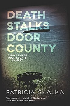 Murder mystery book review: Death Stalks Door County by Patricia Skalka