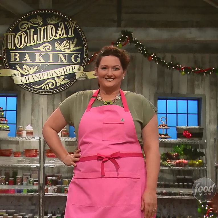 Holiday Baking Show Contestant Inspires New Book!