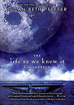 Life As We Knew It - by Susan Beth Pfeffer (4 book series) book review