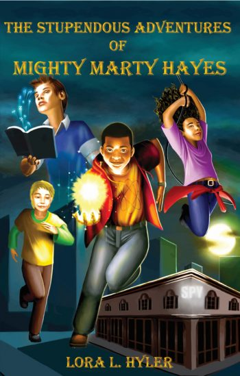 Middle-Grade Adventure with a Diverse Cast of Science Loving Characters