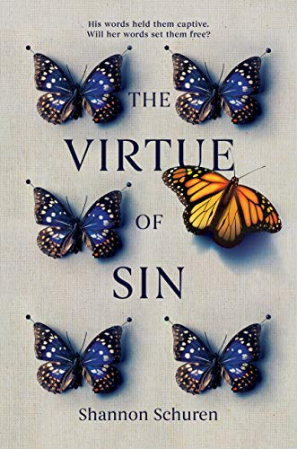 The Virtue of Sin - YA debut novel - 5-star review