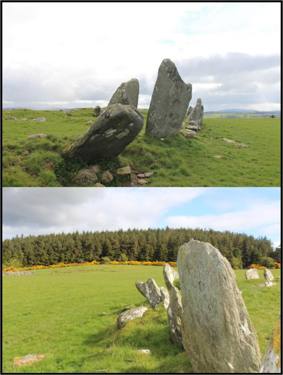 Beltany Stone Circle - County Donegal, Ireland