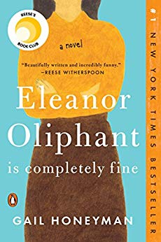 5-star review: Eleanor Oliphant is Completely Fine