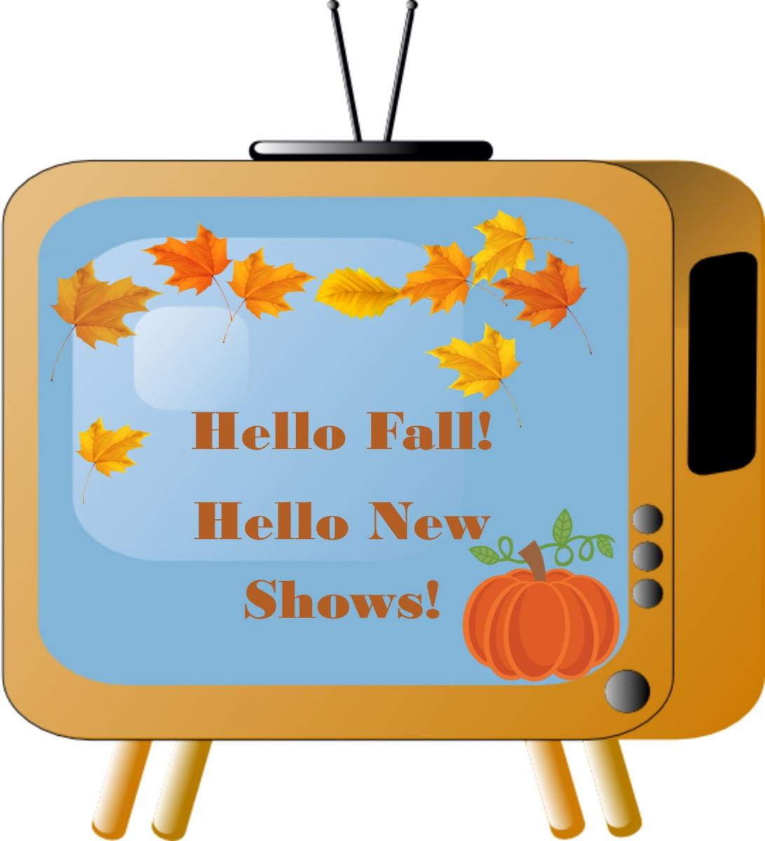 Hello Fall, Hello New Television Shows - my favorites with author Valerie Biel