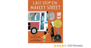 The Last Stop on Market Street -- one of the best picture books for gift giving!