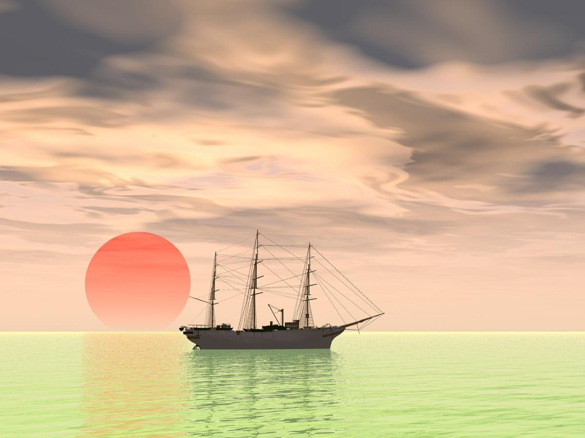 Are you in the writing doldrums? Here's how to set sail with your next project.