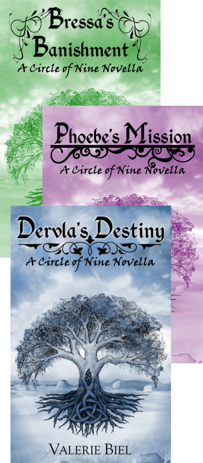Circle of Nine Novellas