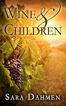 Romance Book Review: Wine and Children by Sara Dahmen