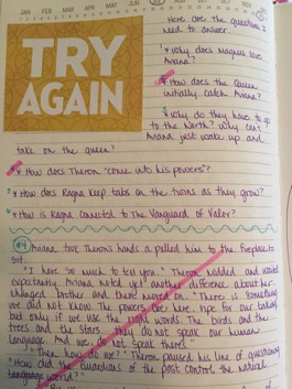 Revision Tip 2 with Amanda Zieba - Free Write yourself Out of Plot Holes